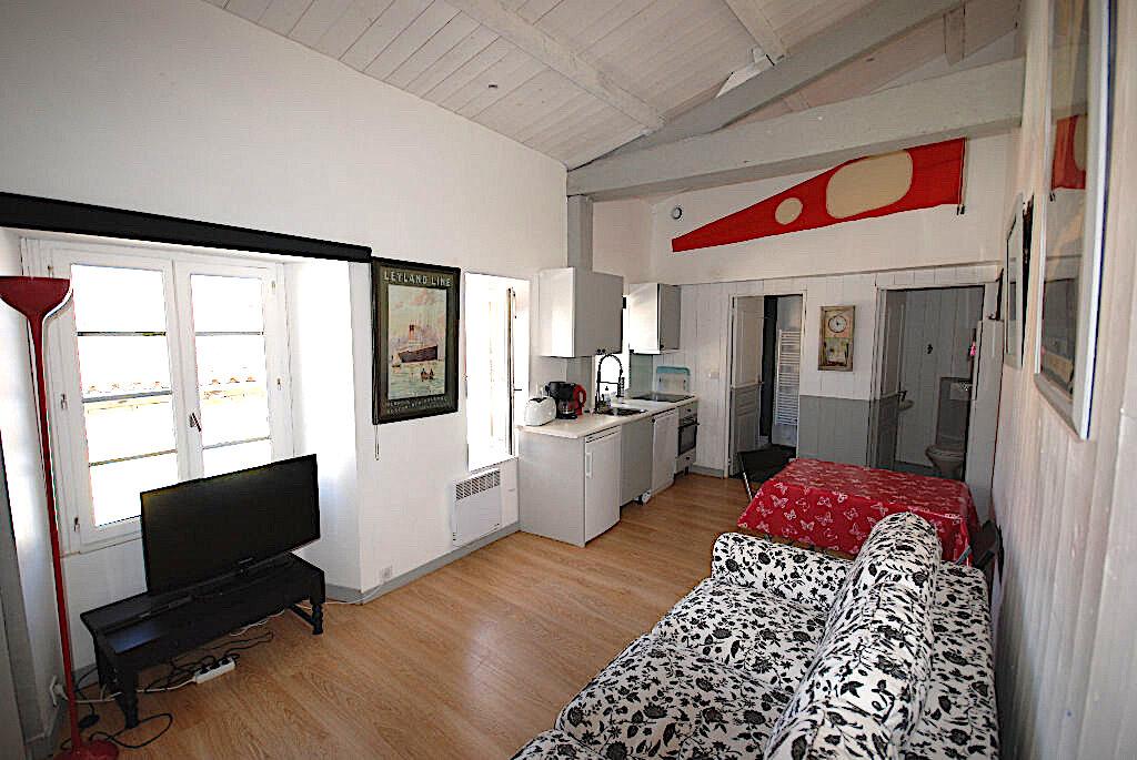 Appartement à vendre 2 31.03m2 à Saint-Martin-de-Ré vignette-2
