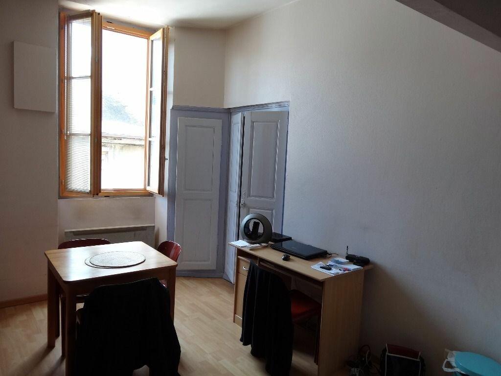 Appartement à louer 1 21.97m2 à Chambéry vignette-1