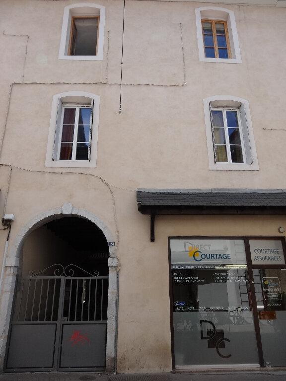 Appartement à louer 1 21.97m2 à Chambéry vignette-7