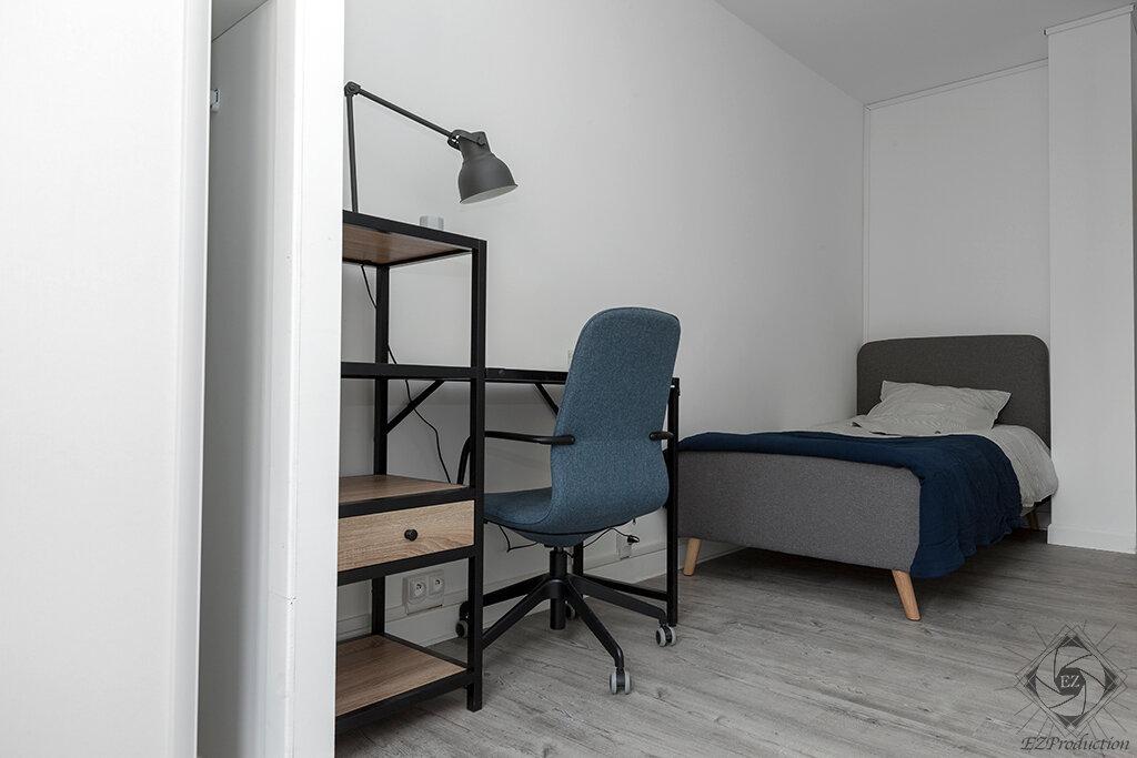 Appartement à louer 1 11.93m2 à Chambéry vignette-1
