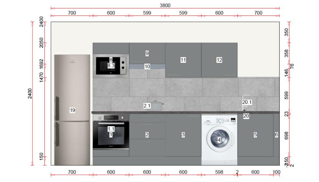 Appartement à louer 1 11.93m2 à Chambéry vignette-5