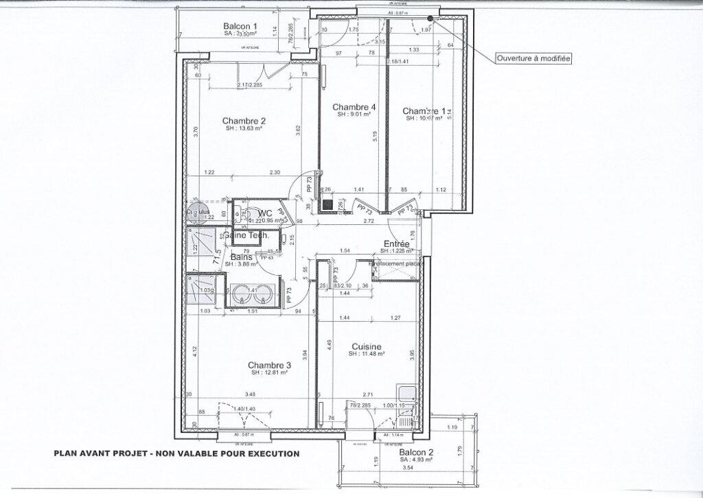 Appartement à louer 1 13.63m2 à Chambéry vignette-5