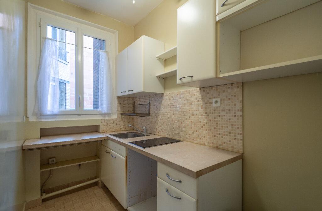 Appartement à vendre 2 42.91m2 à Vanves vignette-2