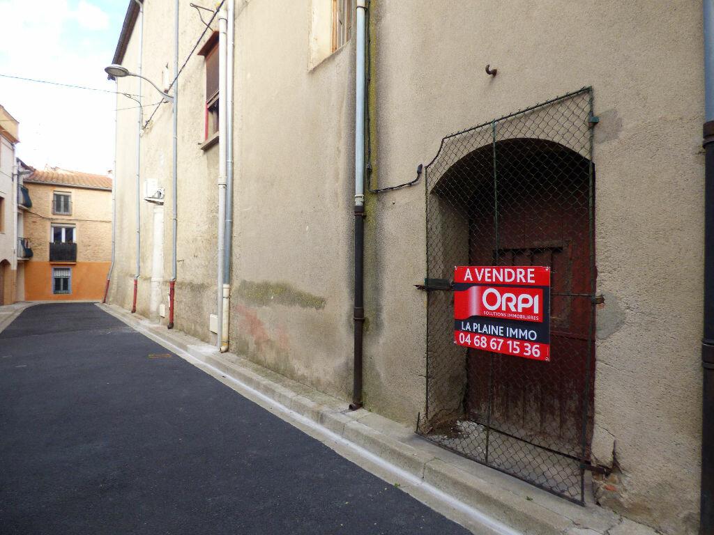 Stationnement à vendre 0 50m2 à Pia vignette-2
