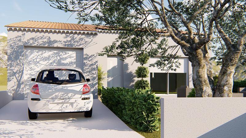 Maison à vendre 4 75m2 à Vingrau vignette-1