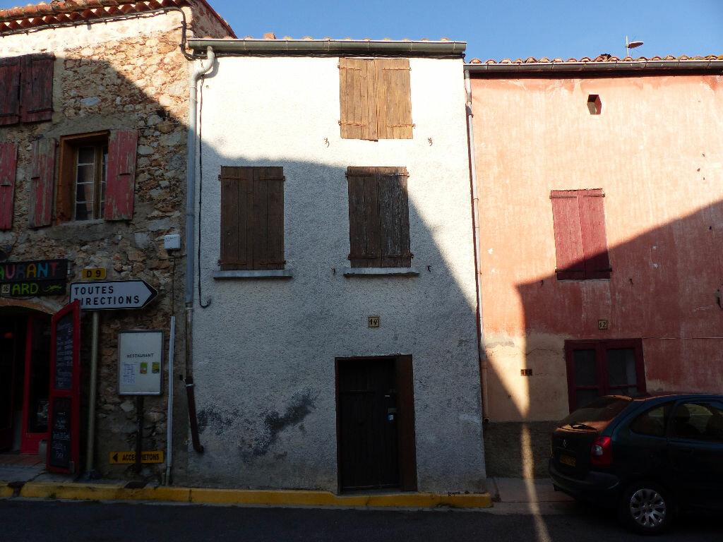Maison à vendre 4 70m2 à Opoul-Périllos vignette-3