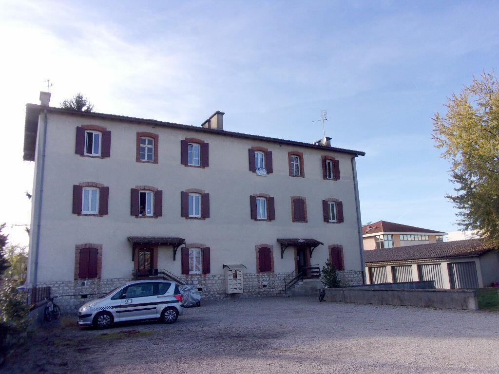 Appartement à louer 1 31.01m2 à Bourg-en-Bresse vignette-4