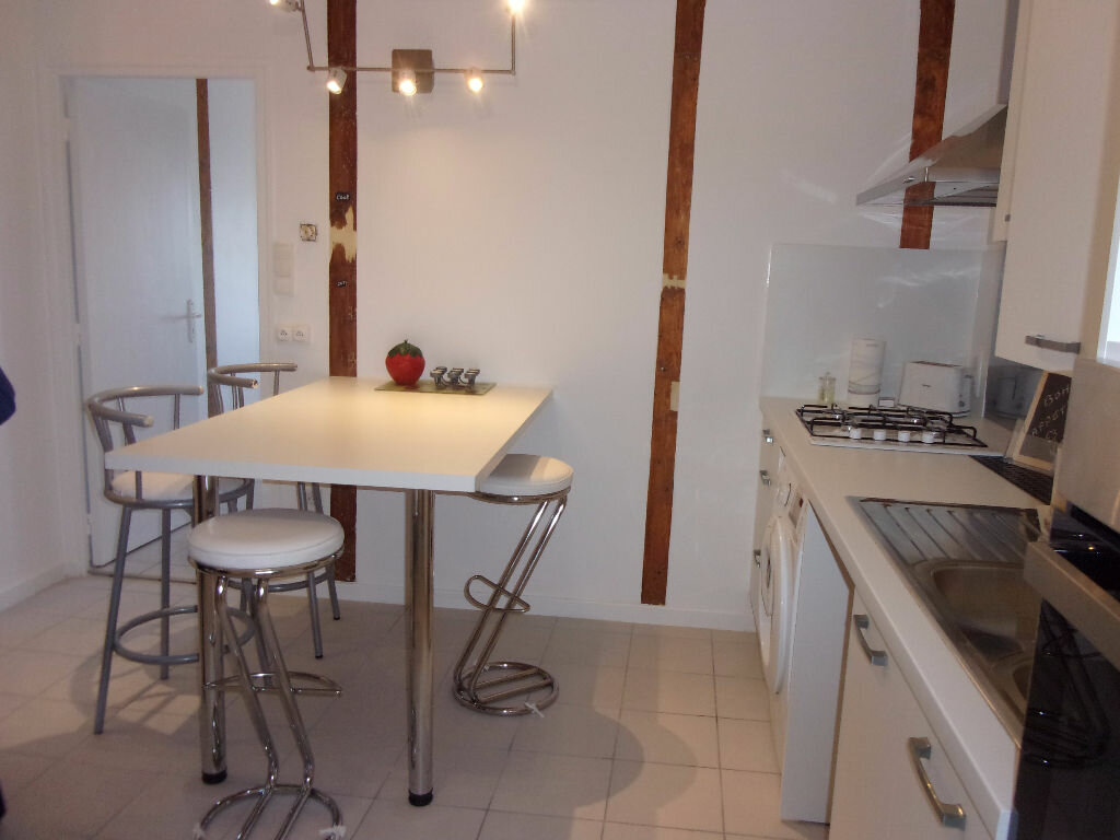 Appartement à louer 1 31.01m2 à Bourg-en-Bresse vignette-5