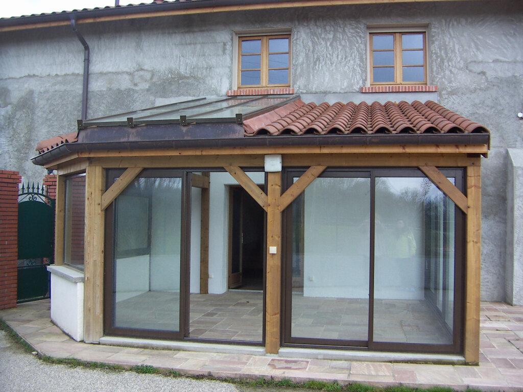 Maison à louer 4 114.25m2 à Saint-Nizier-le-Désert vignette-1