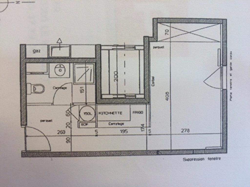 Appartement à louer 1 25m2 à Le Bourget vignette-2