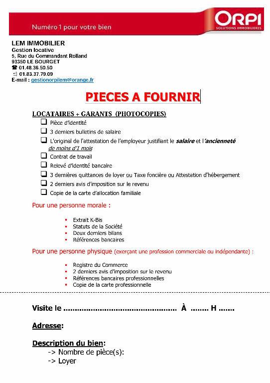 Appartement à louer 1 22m2 à Le Bourget vignette-4