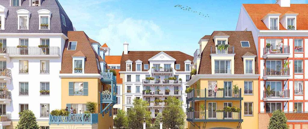 Appartement à louer 1 28.54m2 à Le Blanc-Mesnil vignette-1