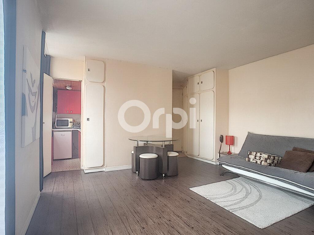 Appartement à louer 1 24.83m2 à Paris 14 vignette-3
