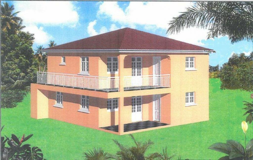 Appartement à louer 3 89m2 à Rivière-Salée vignette-2