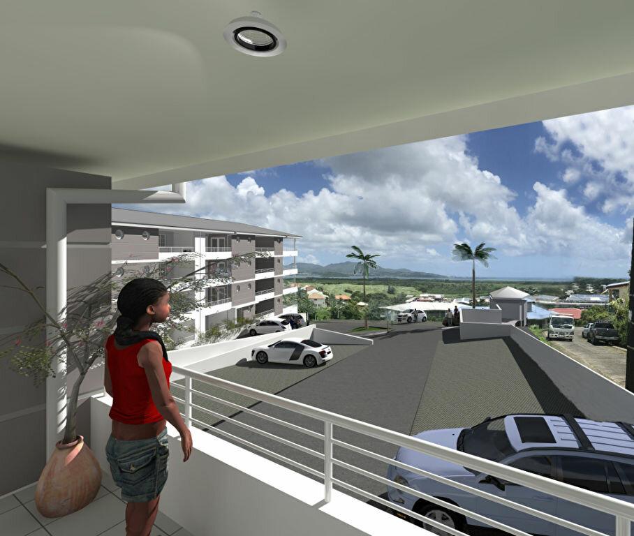 Appartement à vendre 3 57.91m2 à Ducos vignette-1