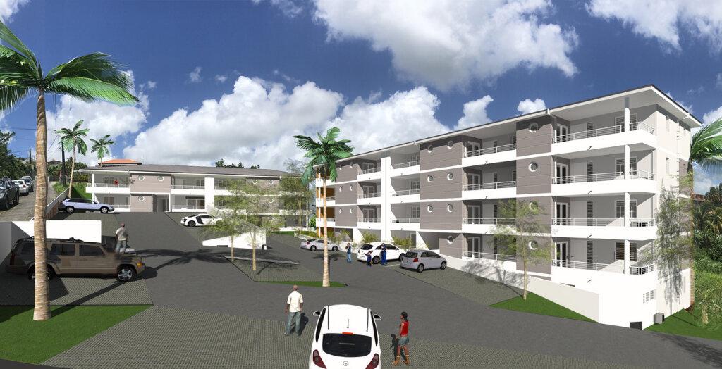 Appartement à vendre 3 59.79m2 à Ducos vignette-2