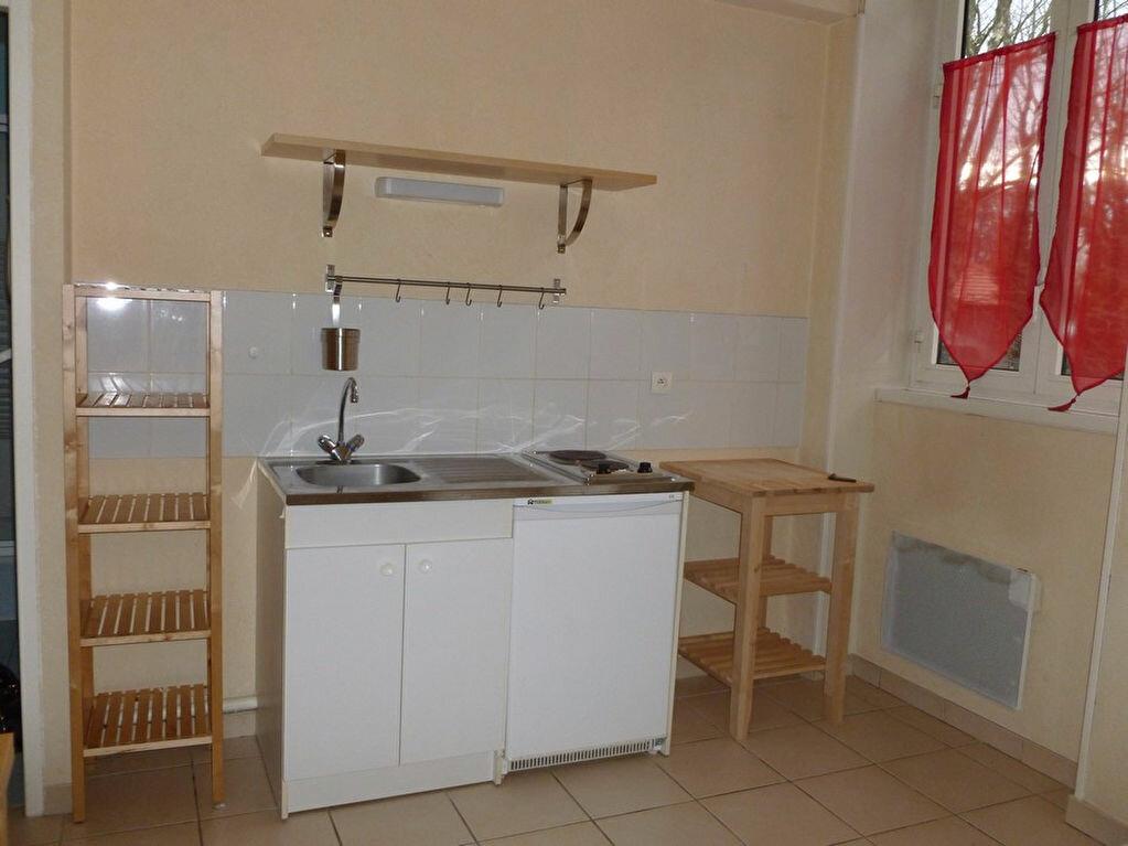 Appartement à louer 1 18.5m2 à Saint-Étienne vignette-5