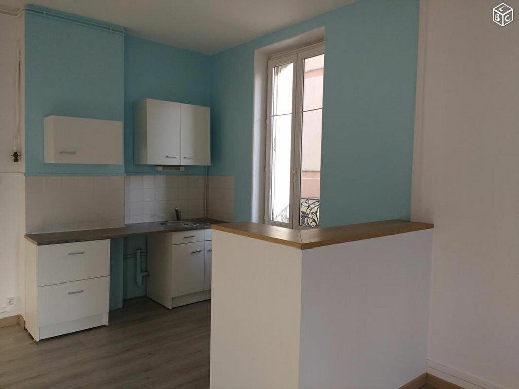 Appartement à louer 1 24.76m2 à Saint-Étienne vignette-2