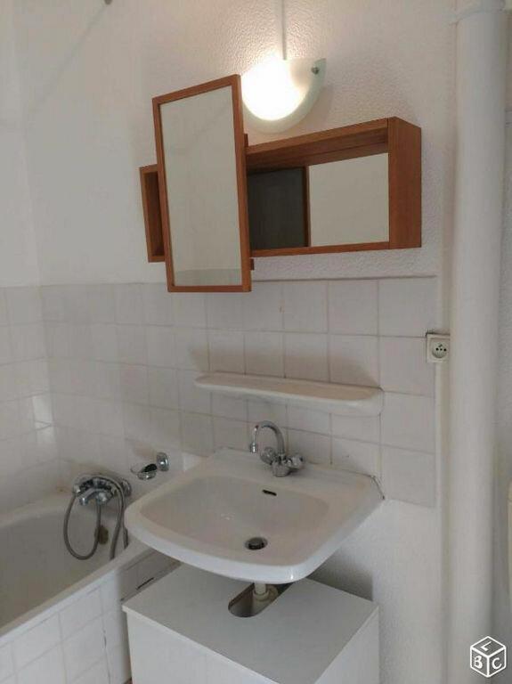 Appartement à louer 1 24.76m2 à Saint-Étienne vignette-4