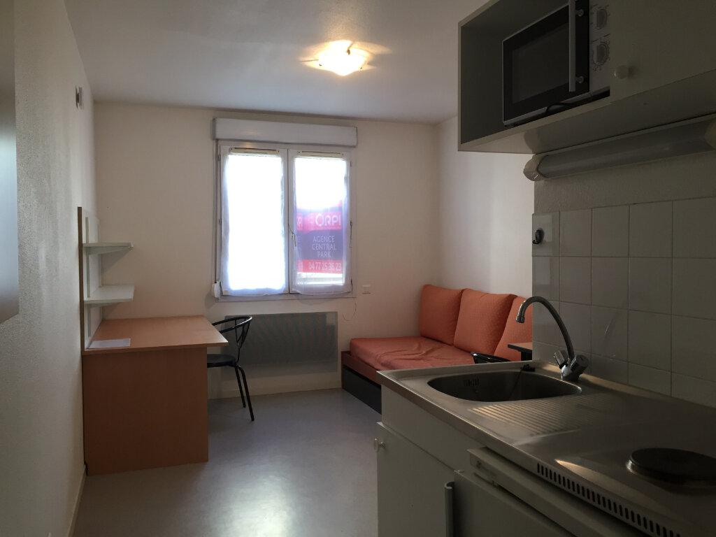 Appartement à louer 1 18.49m2 à Saint-Étienne vignette-2
