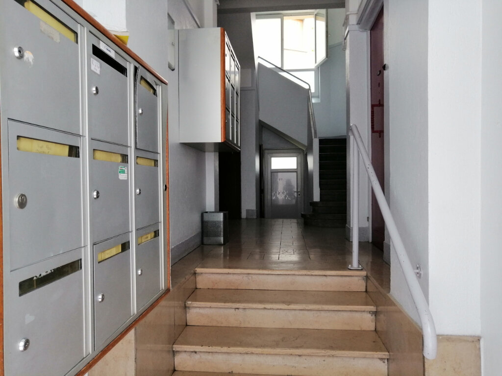 Appartement à louer 1 34.18m2 à Saint-Étienne vignette-1