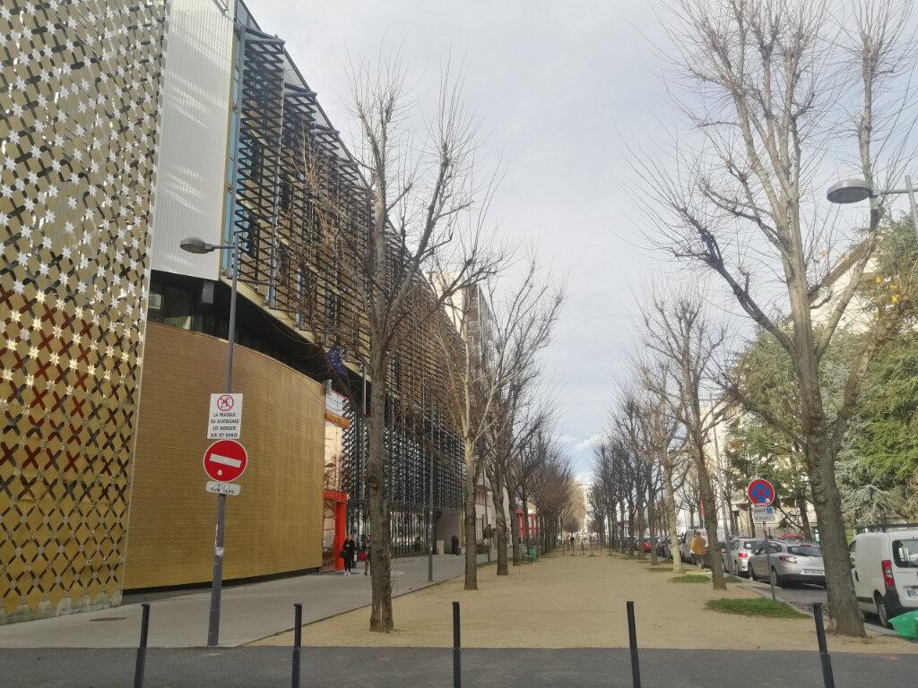 Appartement à louer 2 37.71m2 à Saint-Étienne vignette-1
