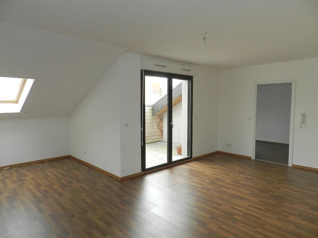 Appartement à louer 2 44m2 à Ris-Orangis vignette-2