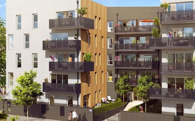 Appartement à louer 3 62.8m2 à Meaux vignette-1