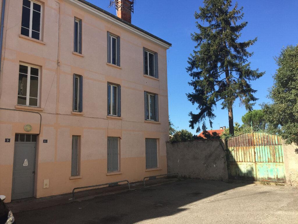 Appartement à louer 2 45m2 à Villeurbanne vignette-2