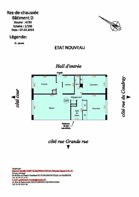 Appartement à vendre 3 68.28m2 à Frépillon vignette-5