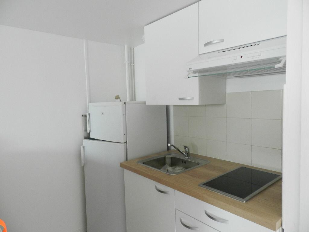 Appartement à louer 1 19.87m2 à Périgny vignette-2