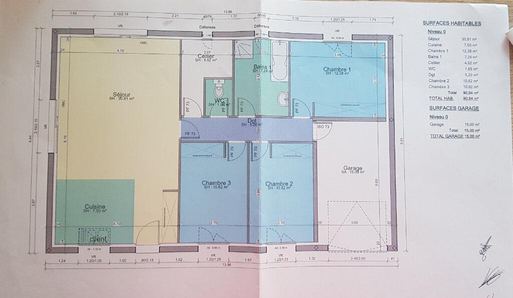 Maison à vendre 4 90.64m2 à Conques-sur-Orbiel vignette-7