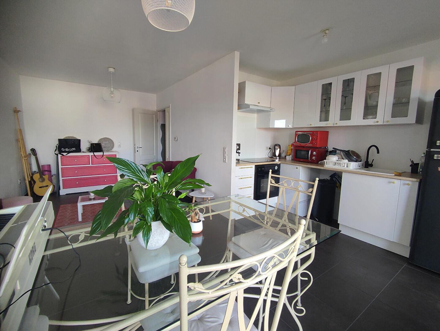 Appartement à louer 2 46.3m2 à Ballainvilliers vignette-1