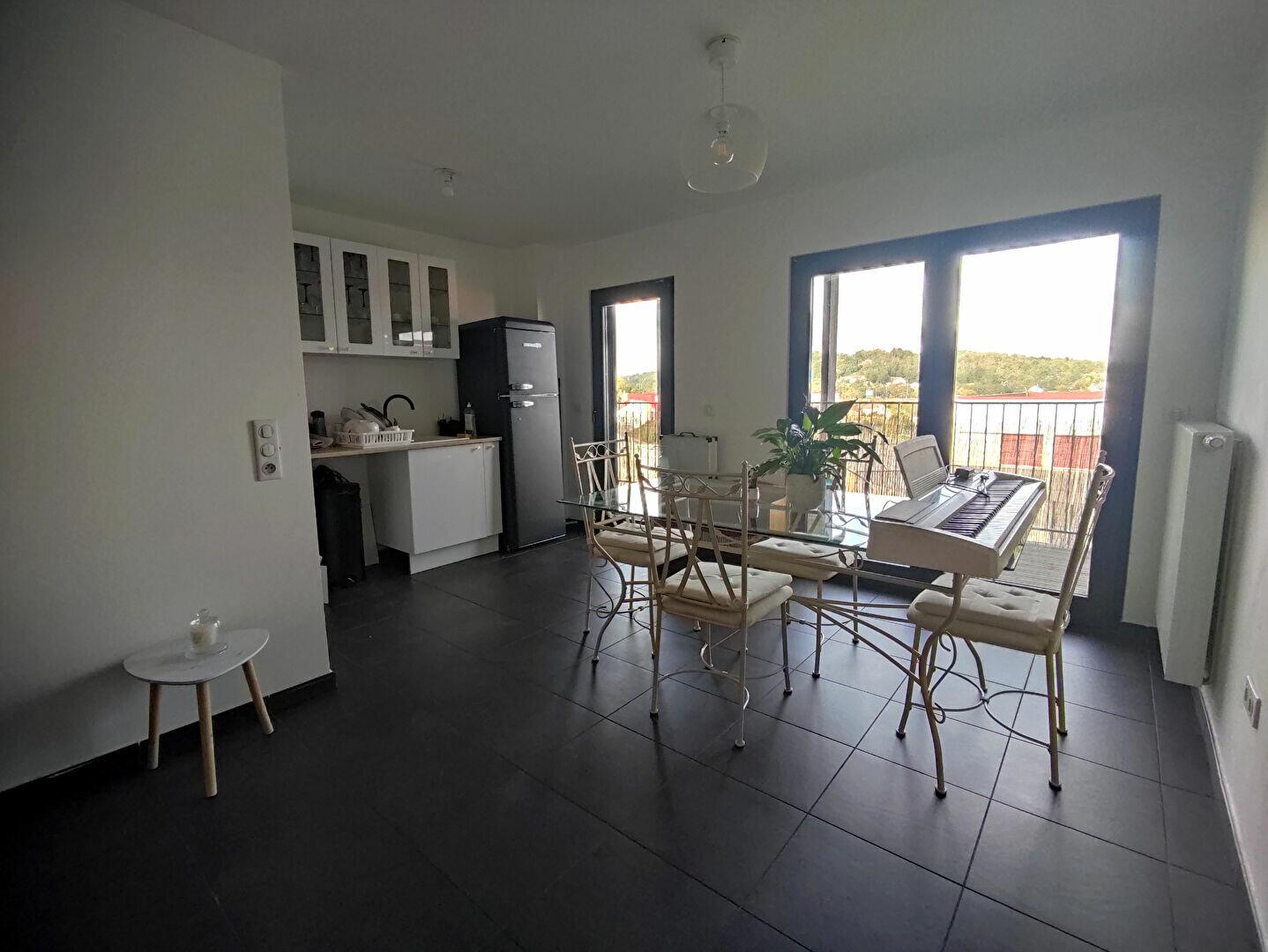 Appartement à louer 2 46.3m2 à Ballainvilliers vignette-3