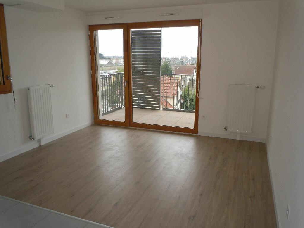Appartement à louer 2 45.17m2 à Brétigny-sur-Orge vignette-1