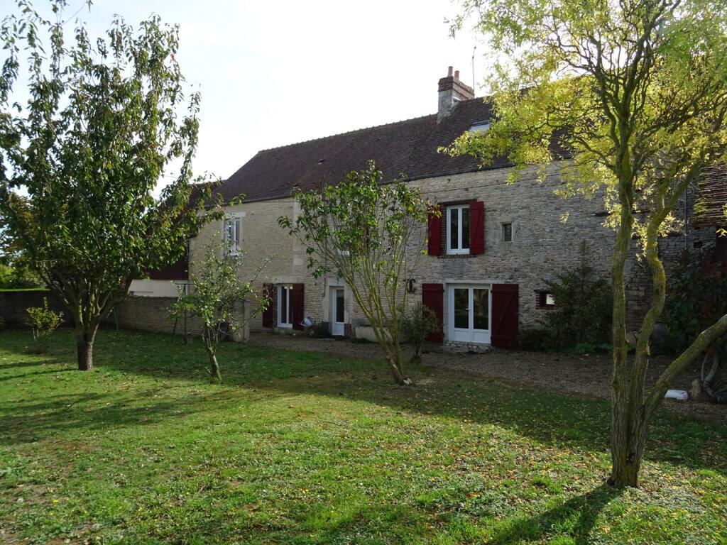 Maison à vendre 6 198.76m2 à Bernières-d'Ailly vignette-1