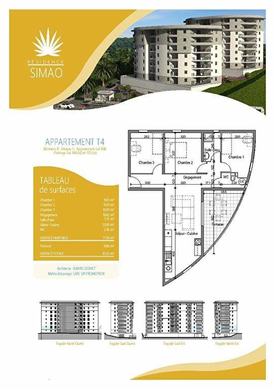 Appartement à louer 4 66.72m2 à Fort-de-France vignette-1