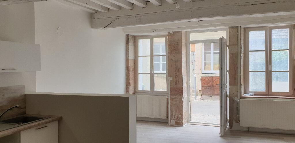 Appartement à louer 2 64m2 à Givry vignette-2