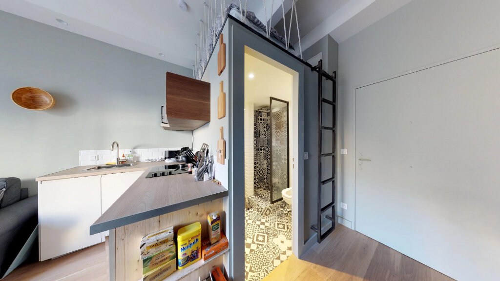 Appartement à louer 1 19m2 à Nice vignette-4