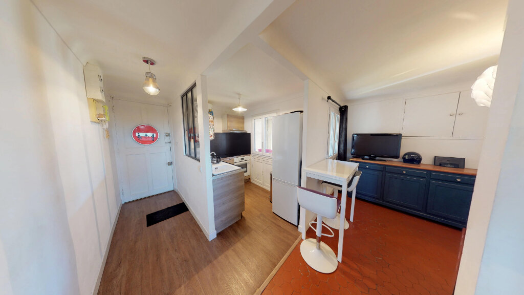 Appartement à vendre 2 27.71m2 à Nice vignette-1