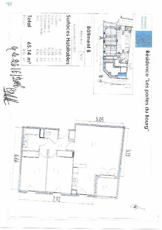 Appartement à vendre 3 65m2 à Vénissieux vignette-8