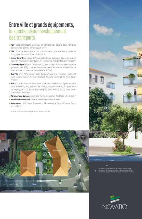 Appartement à louer 2 40.24m2 à Vénissieux vignette-11