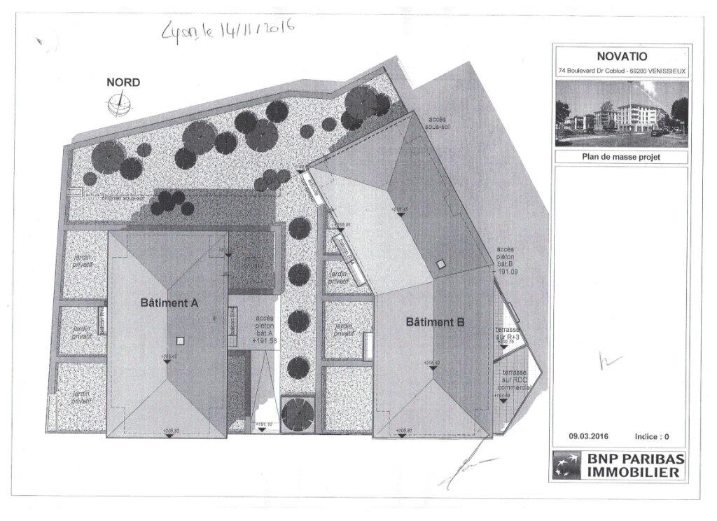 Appartement à louer 2 40.24m2 à Vénissieux vignette-14