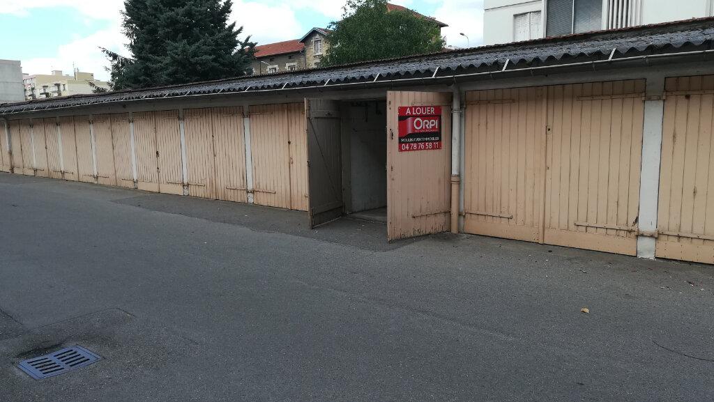 Stationnement à louer 0 14m2 à Lyon 8 vignette-2