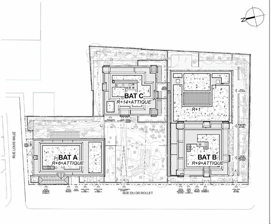 Appartement à vendre 4 83m2 à Villeurbanne vignette-3
