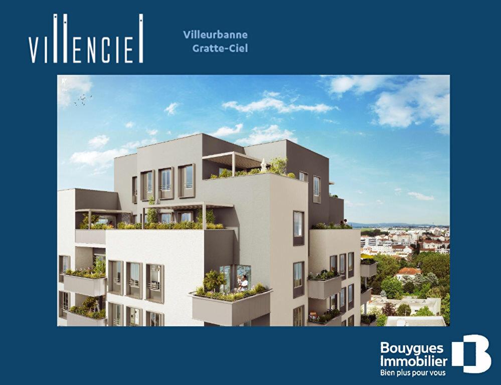 Appartement à vendre 4 83m2 à Villeurbanne vignette-4