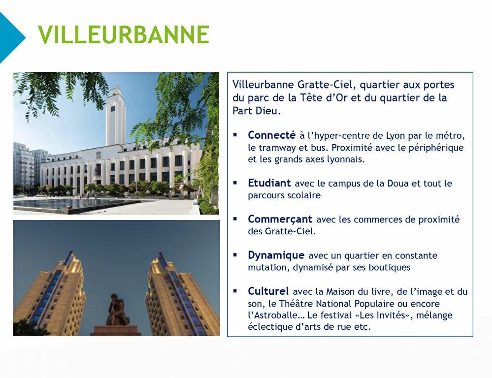 Appartement à vendre 4 83m2 à Villeurbanne vignette-5