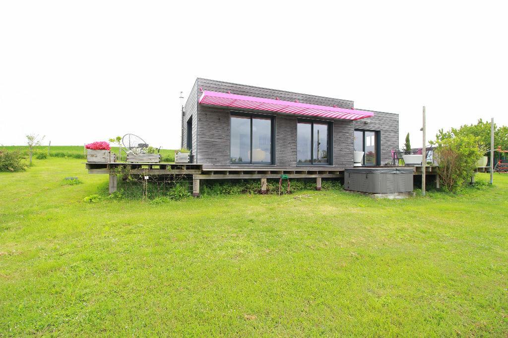 Maison à vendre 3 107m2 à Saint-Romain-sur-Gironde vignette-7
