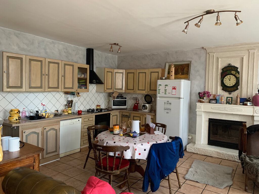 Maison à vendre 4 147m2 à Lorignac vignette-2