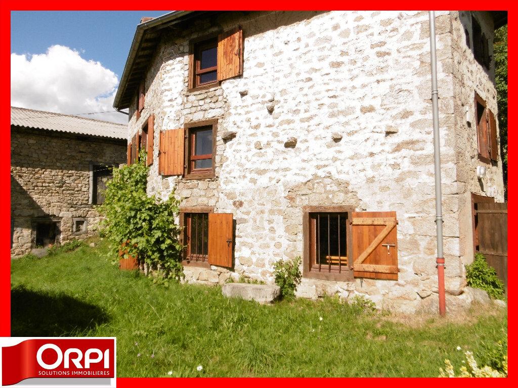 Maison à vendre 7 136.59m2 à Ambert vignette-2